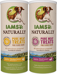 Discover IAMS Naturally Freeze Dried for Dogs