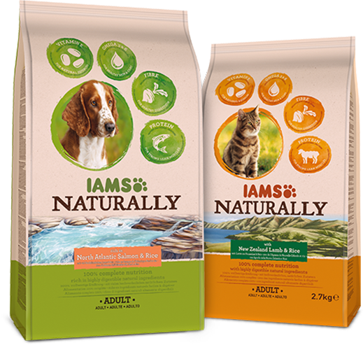 IAMS Naturally Products