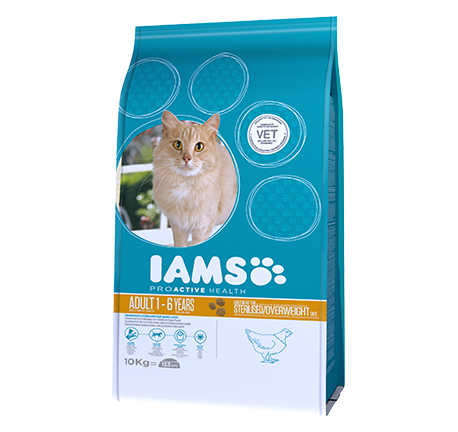 Iams® PROACTIVE HEALTH Light in Fat Rich in Succulent Roast Chicken