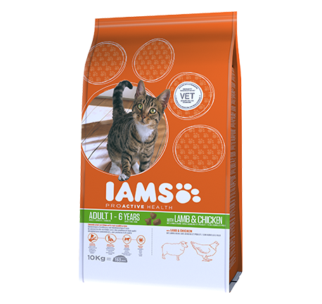 Iams® PROACTIVE HEALTH Adult With New Zealand Lamb & Chicken
