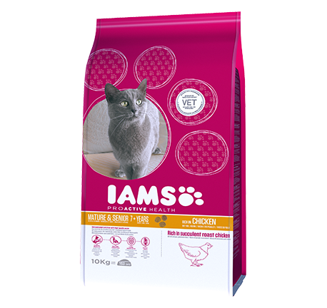 Iams Cat Food For Overweight Cats