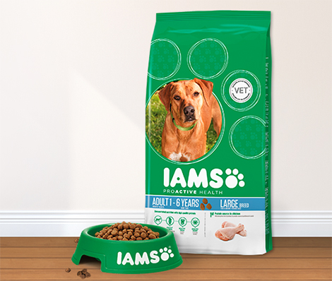 What Ingredients Are In Iams Cat Food