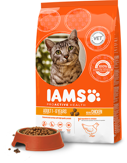 Is Iams Cat Food Good For You